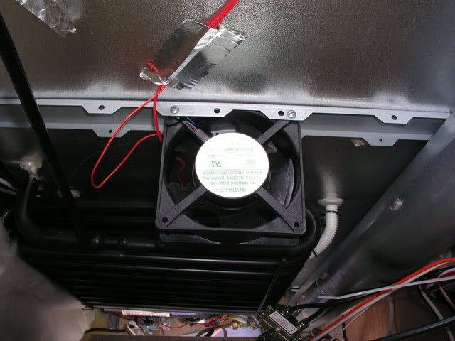 Refrigerator Coil Fan? - CrossRoads RV Family Forum