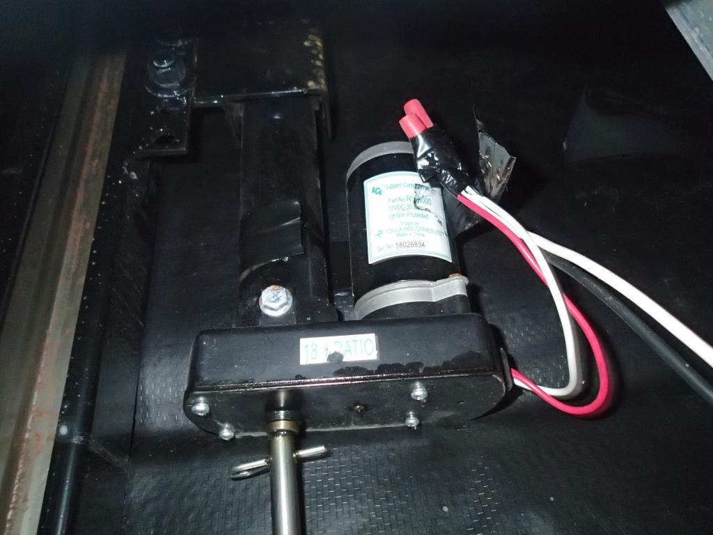 Troubleshooting Lippert slide motor? - also, manual slide